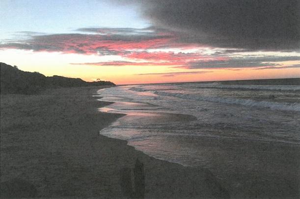 Anglesea sunset