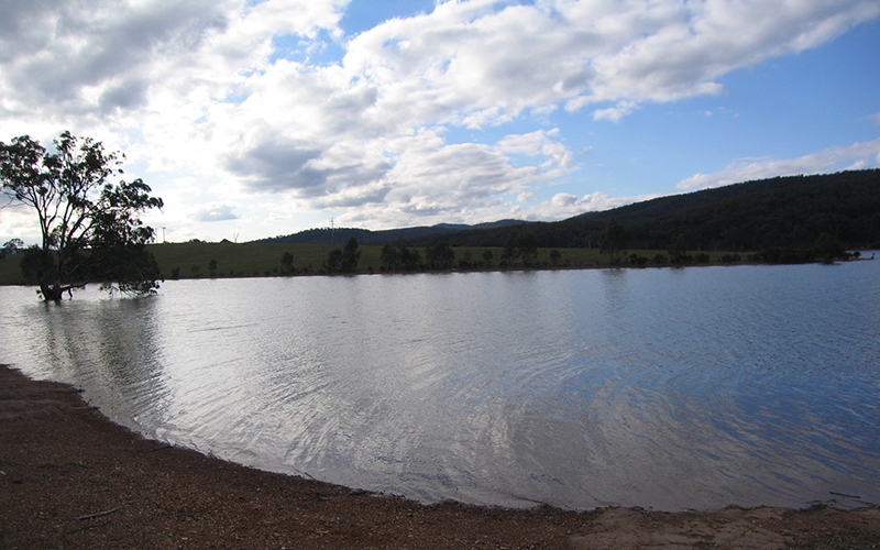 Lake Glenmaggie